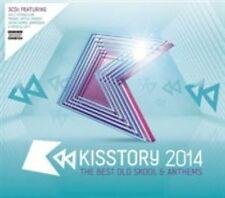 Various - Kisstory 2014 Audio CD UK Fast