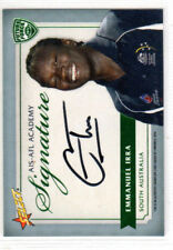 2012 Select AFL Future Force Cards Signature FFS5 Emmanuel Irra 146/150