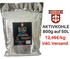 Aktivkohle Filterkohle Kohle Karbon Alkohol Spirituosen Filterung Gozdawa 800g