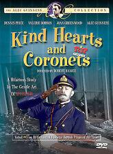 Kind Hearts and Coronets (Dvd, 2002)