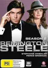 Remington Steele : Season 2 (DVD, 2015, 6-Disc Set)