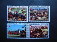 Dahomey #C77-80 Mint Never Hinged - WDWPhilatelic (BX)