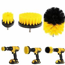 3 Heads 360‎° Electric Turbo Power Scrub Bath Floor Tile Cleaning Brush Scrubber