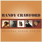 RANDY CRAWFORD - ORIGINAL ALBUM SERIES 5 CD NEU