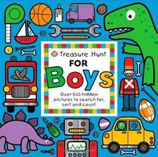 Treasure Hunt for Boys (Priddy Books Big Ideas for