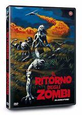 IL RITORNO DEGLI ZOMBI (1980) FILM DI Charles McCrann DVD NUOVO MOSAICO MEDIA