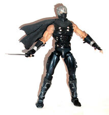 NINJA GAIDEN 6 inch toy video game figure Good condition w/sword, xbox, nintendo