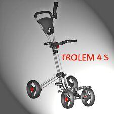 Chariot 4 Roues S4 TROLEM       Pliable & Démontable