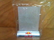Red Bull Energy Drink Table Stand PICTURE HOLDER - Set of TWO (2) - NEW & F/S