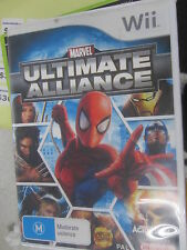 marvel ultimate alliance wii