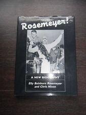 ROSEMEYER: A NEW BIOGRAPHY 1986 BY CHRIS NIXON