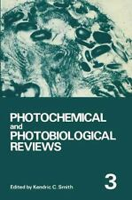 Photochemical and Photobiological Reviews, Vol. 3