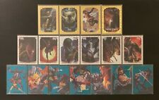 2018 Marvel Masterpieces Gallery Speckle Battle Spectra Gems Card Singles /99 SP