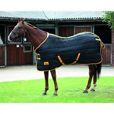 "Bnwt 6'3"" Shires Tempest Stable Rug 300g heavyweight black 6ft 3 ( 9340 )"