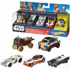 New Star Wars Heroes of the Resistance 5 Car Pack Hot Wheels Han Solo Official
