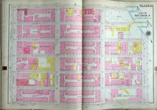 1909 P.S. 151, St. Joseph'S Orphan Asylum, Yorkville, Manhattan, Ny Atlas Map