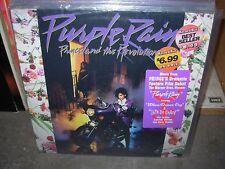 PRINCE purple rain ( r&b ) - STICKER - POSTER - TOP COPY -