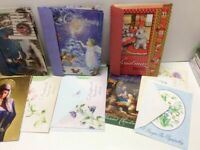 Lot 25 Miscellaneous Greeting Cards Notes Thank You Sympathy Some Envelopes N6