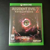 Resident Evil 2; Revelations Video Game (Microsoft Xbox One, 2015) Used & Tested