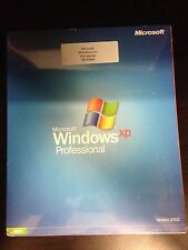 Microsoft Windows XP Professional SP2 Upgrade Retail Pack E85-02666