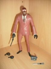 Neca Team Fortress 2 The Spy 'Red' Action Figure Rare
