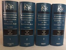 WIRETAPPING & EAVESDROPPING: SURVEILLANCE IN THE INTERNET AGE Third Edition