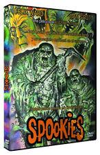 Spookies NEW PAL Cult DVD Genie Joseph Felix Ward