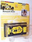 Renault RS01 Jean-Pierre Jabouille 1977 1-43 Scale New in Carded Blister