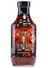CaJohn's Trinidad Scorpion BBQ Sauce