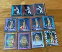 2018-2019 Moritz Mo Wagner 11X CARD PRIZM + SELECT + OPTIC RC ROOKIE LOT #'d