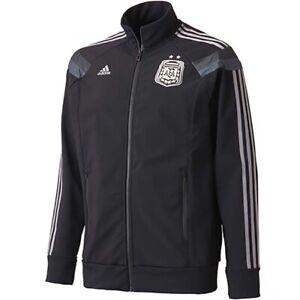 Adidas - AFA PRE. ANTHEM JACKET TRACK TOP - FELPA ARGENTINA - art.  D85409