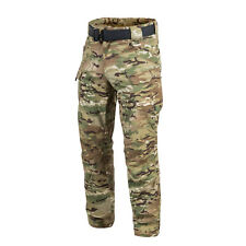 HELIKON TEX US GEN II Army ECWCS Wet Cold Weather Hose CAMOGROM PANTS XL XLarge Hosen Camping & Outdoor