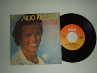 Julio Iglesias/Sono Un Pirata Sono Un Signore–Disco Vinile 45 Giri  Italia 1978