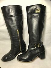 COACH  Riding Tall Boots Size 5.5 B