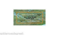 Garmin Inland Lakes Boundary Waters Maps Micro SD/SD 010-C1060-00