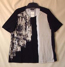 Samoon Shirt by Gerry Weber Gr.52 Viskose Stretch Damenshirt Samoon52 Neu
