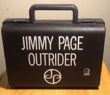 "Jimmy Page Outrider Promo ""Lunchbox"" w/ VHS, CD, Cassette, Insert Led Zeppelin"