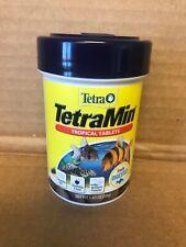 Tetra TetraMin Tropical Tablets Fish Food 1.69 oz FAST FREE USA SHIPPING