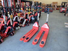 Very Narrow pallet jack, 42 or 34cm wide , great value  !!