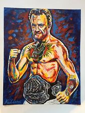 Conor McGregor Original Art ~ By Killian Art