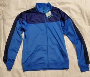 Brooks Blue Men's Rally Jacket size M