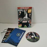 FOOTBALL MANAGER 2018 LIMITED EDITION PC DVD ROM MAC COMPLETE