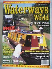 Waterways World magazine. Vol. 31. No. 10. October, 2002.  Erewash Enterprise.