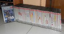36 Dvd JAPAN ANIMATION De Agostini Anime Manga Lamù Ken Harlock Kenshin Patlabor