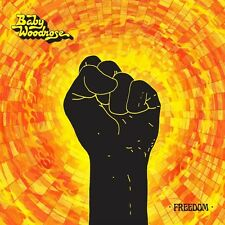 BABY WOODROSE - FREEDOM  DIGIPAK CD NEU