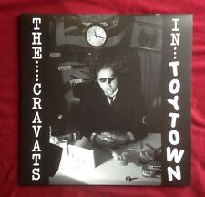 The Cravats In Toytown 180g Vinyl LP ReIssue New +Extras (Official Band Listing)