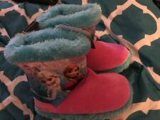 Frozen Girls Slippers Size 13 New With Tags Target RRP $25
