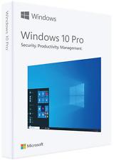 Windows 10 Pro RETAIL, 32/64 bit - Licenza Elettronica per PC