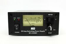 MFJ-4230MV - 30 AMP Switching Power Supply w/ Meter, 4-16 Volts Adjustable