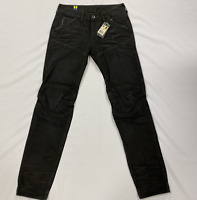 G-Star Hunter 3D Low Tapered Black Distressed Jeans Mens Size UK W28 L34 *REF135